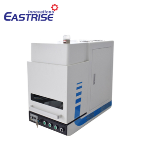 Desktop Sealed Auto-focus Metal Fiber Laser Marking Machine
