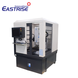 4040 400*400mm CNC Metal Molds Engraving And Milling Machine