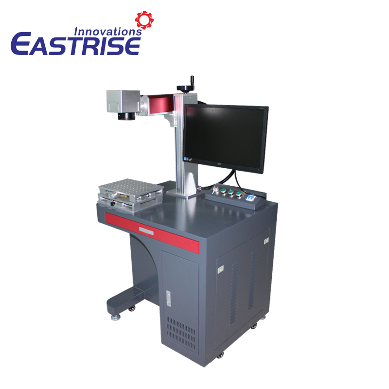 Mopa Fiber Laser Color Marking Machine