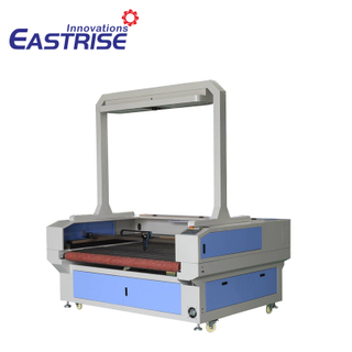 1610 Big CCD Camera Laser Cutting Machine for PVC, Fabric, Textile,Wood, MDF, Plastic, Acrylic,Plywood