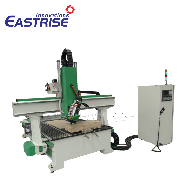 1325 4-axis ATC Cnc Router with Auto Tool Changer
