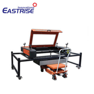 1390 90w Split CO2 Laser Engraving Machine for Stone