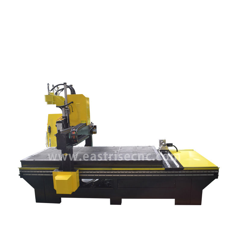 3 heads ATC cnc router table