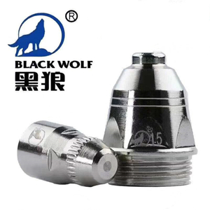 Black Wolf P80 Plasma Nozzle And Electrode