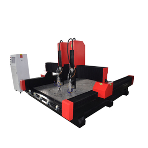 1325 1530 Double Spindles Stone Marble Granite Quartz Cnc Router for Sale