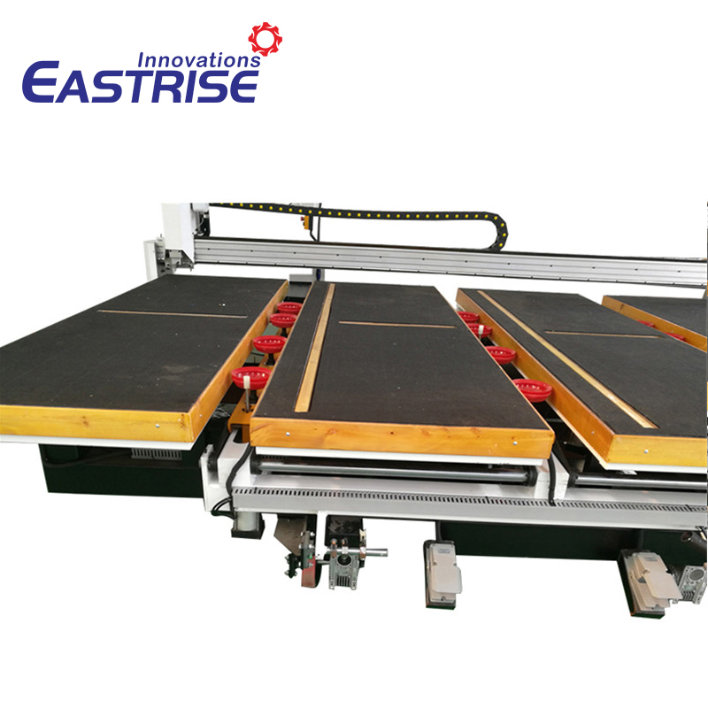 Auto Loading Breaking Glass Cutting Machine