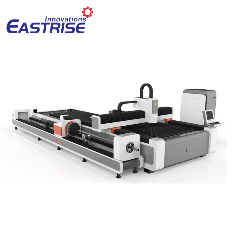 Fiber Laser Cutting Machine for Flat Metal Sheet And Metal Tube/pipe