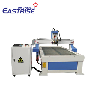 Wood Cnc Router And Plasma Cutting Machine Two in One