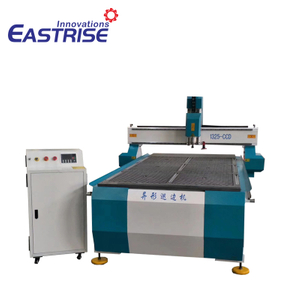 Advertising Boards Lifesize Cardboard PVC Sheet KT Sheet Board Cutting CNC Router 1325 1212 with CCD Camera